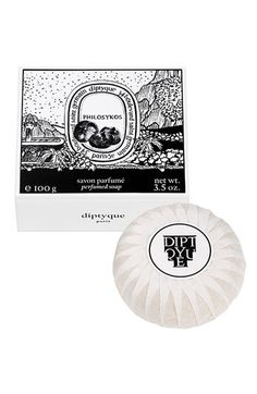 Diptyque Philosykos #soap #packaging PD