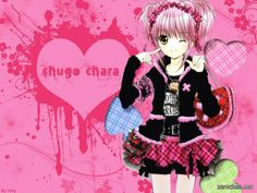 Shugo Chara Amu and Ikuto | Amulet Heart Tadase , Amu , Ikuto »