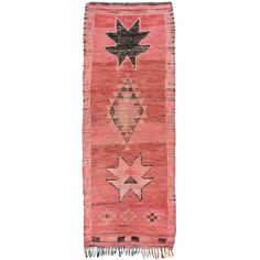 Morocco - Middle AtlasSize x metresOne-of-a-kind itemWant to own this rug? Warm Colors, Colours, Moroccan Rugs, Gypsy, Hand Weaving, Vintage Items, Symbols, Store, Carpets