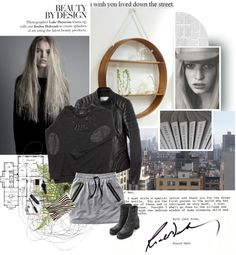 """685. beauty by design."" by hortensie ❤ liked on Polyvore"