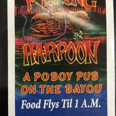 Flying Harpoon - Gulf Shores, AL, United States