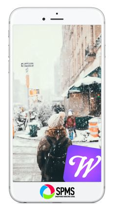 4 apps to add animated snow to your social media posts Iphone Wallpaper Images, Phone Backgrounds Tumblr, Walpaper Iphone, Cute Wallpaper For Phone, Video Editing Apps, Video Photography, Iphone Photography, Best Iphone, Instagram Tips