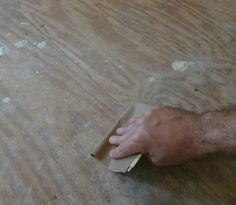 Installing Slate Floor Tiles: Preparing The Subfloor