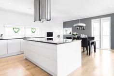Kjøkken/ kitchen i Assisi fra BoligPartner Decor, Kitchen, Home, Interior, Kitchen Island, Home Decor