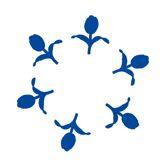 Servies met Hollands motief - 101 Woonideeën Oer-Hollands servies maak je zó zelf. Koop een basic wit servies (Ikea, Hema, Xenos) en schilder er met blauwe porseleinverf één van onze typische Hollandse motiefjes op.