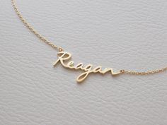 20% OFF Custom Name Necklace Personalized by GracePersonalized