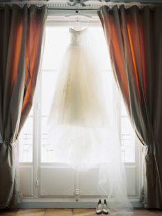 Elegant Paris Destination Wedding - Elizabeth Anne Designs: The Wedding Blog
