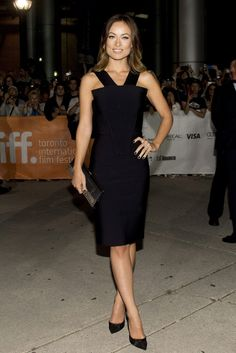 Toronto International Film Festival: Olivia Wilde
