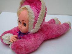 """Boneca """"Dorminhoca""""***R***"""