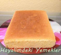 Pandispanya'nın Eşit Şekilde Kabarmasını Nasıl Sağlarız | Resimli Yemek Tarifleri Hayalimdeki Yemekler Pound Cake, Celebration Cakes, Hot Dog Buns, Cake Pops, Cornbread, Vanilla Cake, Tart, Cake Decorating, Cheesecake