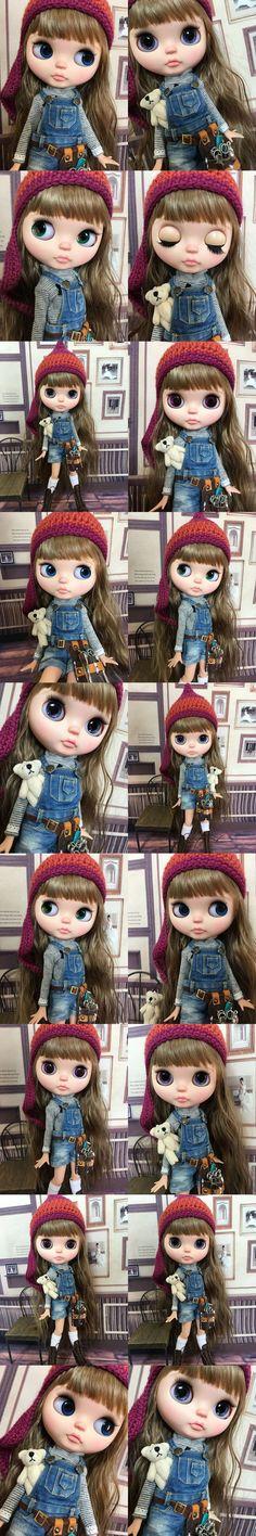 Custom Blythe Dolls: Natural Custom Blythe - A Rinkya Blog