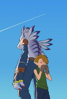 Weregarurumon e Mat Manga Anime, Anime Art, Fanart, Studio Ghibli, Digimon Wallpaper, Digimon Adventure 02, Digimon Frontier, Digimon Tamers, Digimon Digital Monsters