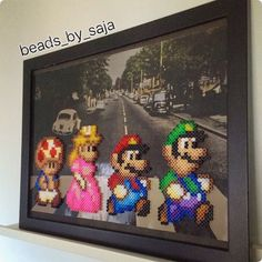 Interesting one by beads_by_saja #nes #microhobbit (o) http://ift.tt/1qiUpGg…