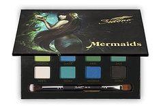 Mermaids Makeup Tutorial Feat Sedona Lace Giveaway