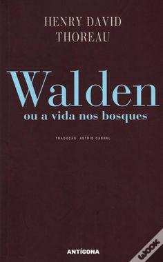 Resultado de imagem para walden thoreau portugal