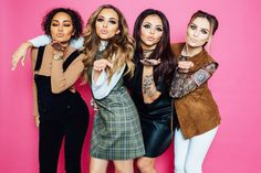 Little Mix Shares Some Badass Advice On Self-Love And Friendship