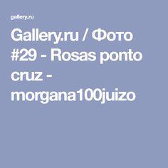 Gallery.ru / Фото #29 - Rosas ponto cruz - morgana100juizo