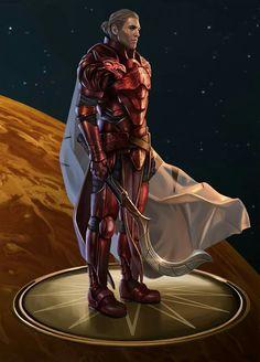 Darrow of Lykos #IronGold #PierceBrown