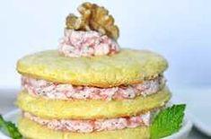 Semmi cukor, csak az íz: Málnás-chiamagos álomkeksz - Ripost Salmon Burgers, Cake Cookies, Pancakes, Breakfast, Ethnic Recipes, Food, Breakfast Cafe, Salmon Patties, Pancake