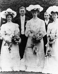 "On March 17, 1905, Eleanor Roosevelt married distant cousin Franklin Roosevelt ""despite the fierce resistance of his mother. While she did not dislike Eleanor, Sara Roosevelt was very possessive of her son; believing he was too young, she several times attempted to break the engagement.Eleanor's uncle, the president, stood in at the wedding for Eleanor's deceased father Elliott. (Eleanor had lost both parents by age ten.)"