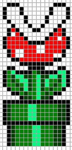 Model Pixel Art Mario