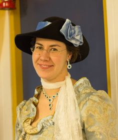 Elerion (Arcana) - Rosalinde Goedhart, socialite
