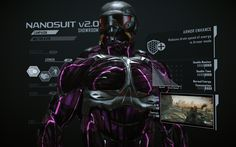 crysis 2 nanosuit specs - Google Search
