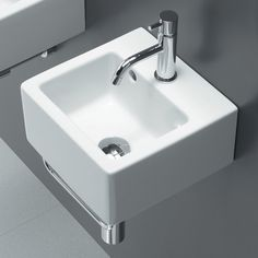 "Bissonnet 20110 Area Boutique Ice 30 Vessel Sink, White | ATG Stores  $360.11.8"" L x 11.8"" W x 5.9"" H"