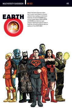 The DC Multiverse