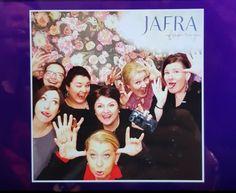 Ons zotte team ❤️ Jafra lounge Februari 2018