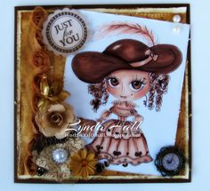 Digi stamp by Julia Spiri http://lyndascraftyhall.blogspot.co.uk/2016/01/julia-spiri-january-anything-goes-with.html