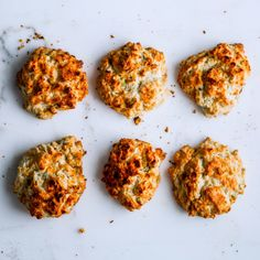 Sour Cream and Scallion Drop Biscuits Recipe