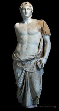 ALEXANDER THE GREAT - (356-323 B.C.) NEVER LOST A SINGLE BATTLE, WENT ON TO CONQUER 95% OF THE KNOWN WORLD AT 25
