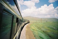 Transsiberian Railway, Russia - Mongolia - @Cathrine 's Travel Bucket List