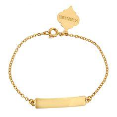 Nameplate Bracelet | Fornash