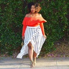 In My Joi: Plus Size Fashion for Women - Plus Size Fall Outfit #plussize #fall #outfit