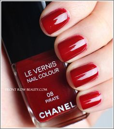 Channel Red Nail Polish Best Of Chanel Spring 2017 Swatches Emblematique Washed Denim – Cynthia Nail Designs Chanel Nail Polish, Chanel Nails, Red Nail Polish, Bling Nails, Nail Polishes, Pirate Nails, Les Nails, Essie, Pastel Nails