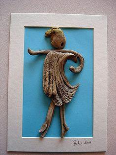 Odun Parçalarıyla Sanatın Buluşması   Kadınlar Arasında ,kadınlar ,kadınlar dünyası, diyet , anne ve çocuk, moda , Yemek Tarifleri ,kadınlar için siteler
