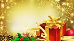 Gifts Wallpapers Group with items