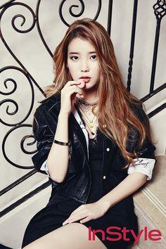 IU - Lee Ji Eun ★ INSTYLE KOREA'S NOVEMBER 2013 ISSUE
