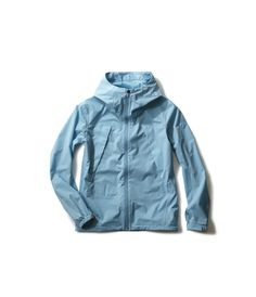 Descente DIA3501U BOA Shell Hooded Jacket (light shell in ultra-stretchy 2.5 layer nylon fabric, featuring Boa System for greatly enhanced hood fit)