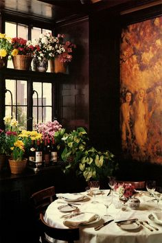 patrickhumphreys:  Café des Artistes, 1 West 67th Street, New...