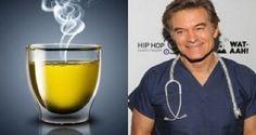 Aprendemos esta receita assistindo ao programa do dr. OZ, de grande sucesso na TV dos Estados Unidos. O dr. OZ é um médico bem conceituado nos States. Ele tem um programa de TV, no qual dá muitas dicas de tratamentos caseiros.