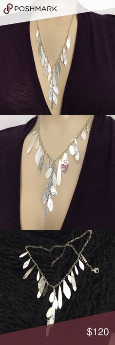 Silpada necklace Newer Silpada necklace in great condition! ♥️♥️♥️♥️♥️ Silpada Jewelry Necklaces
