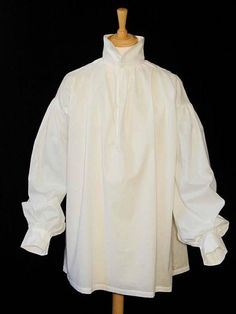 Square cut cotton lawn Regency shirt (SH130) £57