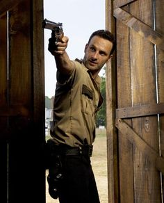 Pin for Later: The TV Fanatic's Halloween Guide: How to Dress as Your Favorite Character Rick Grimes From The Walking Dead