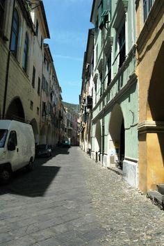 """Taggia (IM), Via Soleri, """"U Pantan"""""""