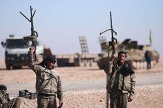 #world #news  U.S.-backed Syrian force starts new phase of Raqqa assault