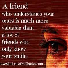 It's better to only have a couple of true friends. Fair Weather Friends, Words Hurt, Wit And Wisdom, True Friends, Understanding Yourself, Friendship Quotes, Knowing You, Quotations, Me Quotes