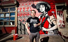 #STREETART. LOS ANGELES: Two Great Documentaries About OBEY's Street Artist, #ShepardFairey. #OBEY